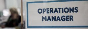 Responsable de Operaciones
